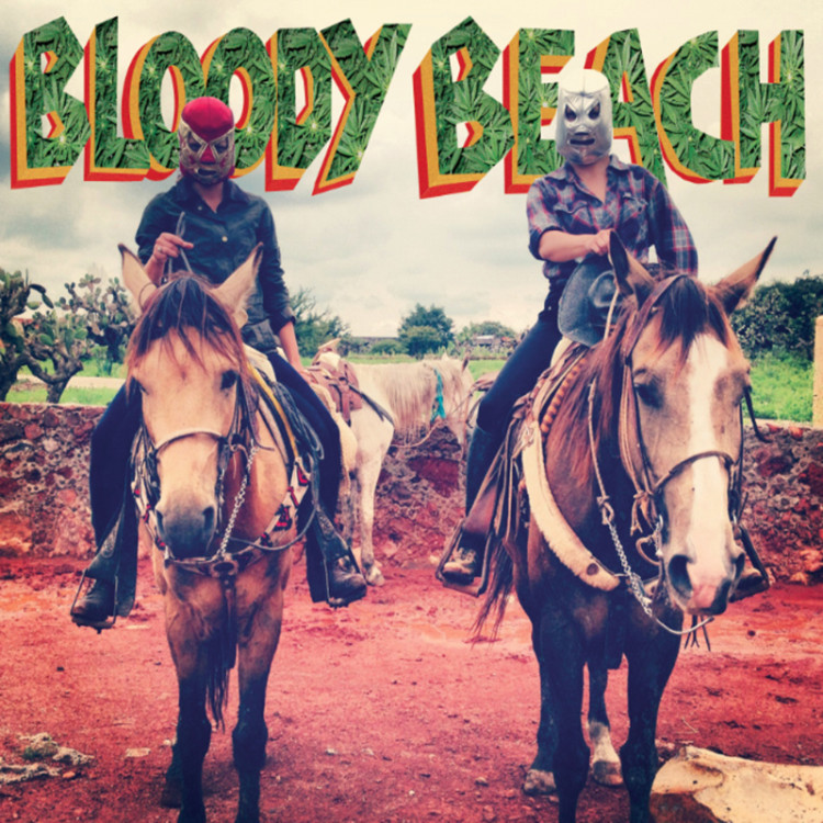 Bloody Beach <BR>&#8220;Bloody Beach Pirate Radio Presents&#8221;