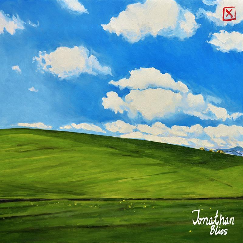 Jonathan <BR>&#8220;Bliss&#8221;