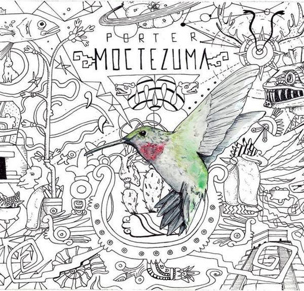 Porter <BR>&#8220;Moctezuma&#8221;