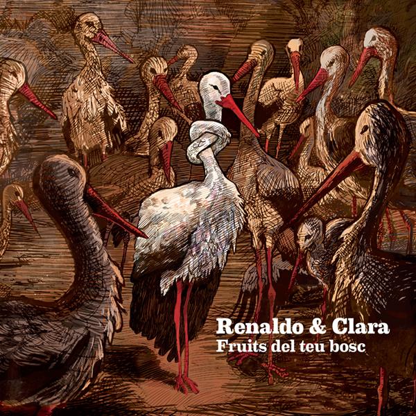 """Renaldo & Clara <br>""""Fruits del teu bosc"""""""