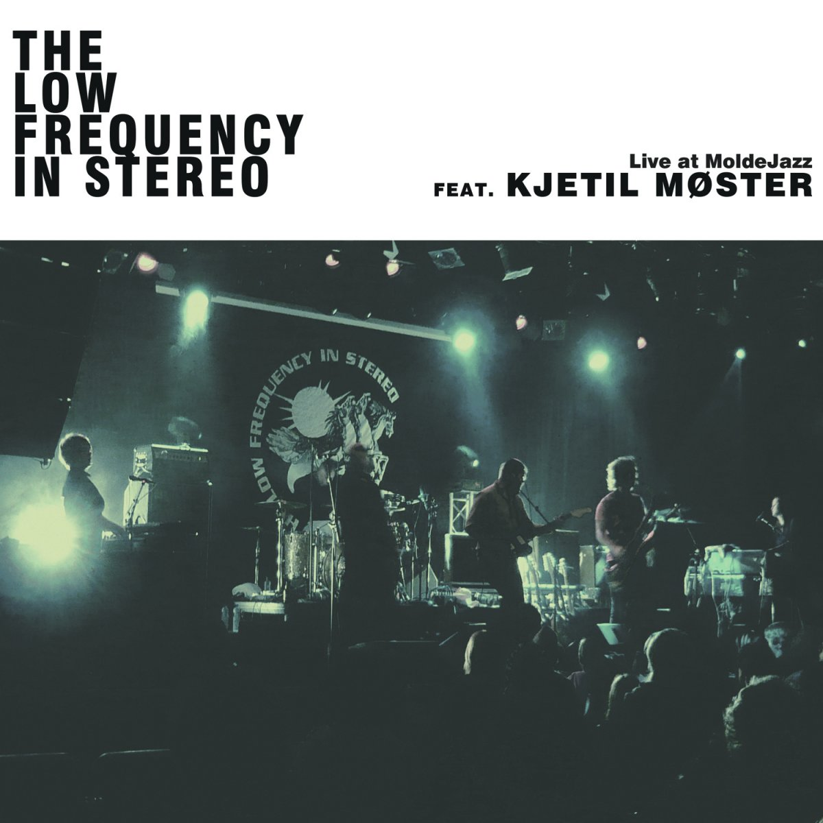 "The Low Frequency In Stereo <BR>""Live At Moldejazz"""