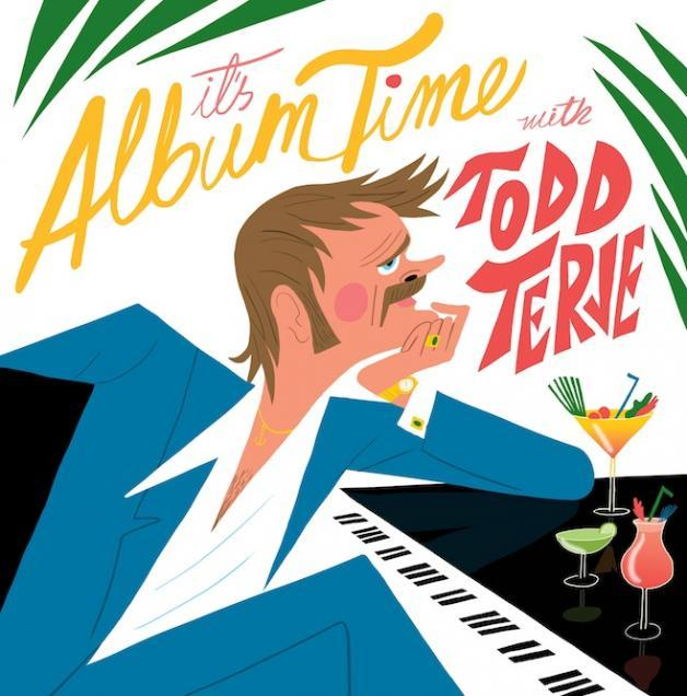 Todd Terje <BR>&#8220;It's Album Time&#8221;