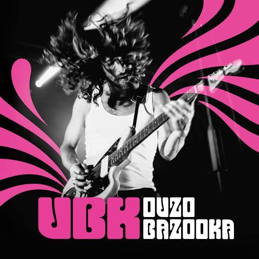 "UBK <br>""Ouzo Bazooka"""