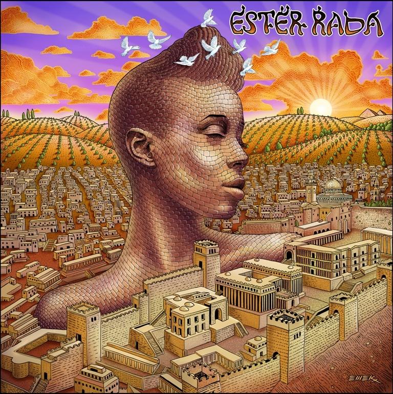 """Ester Rada <br>""""Ester Rada"""""""