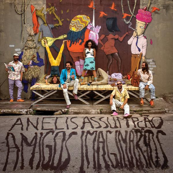 Anelis Assumpção <BR>&#8220;Anelis Assumpção e os amigos imaginários&#8221;