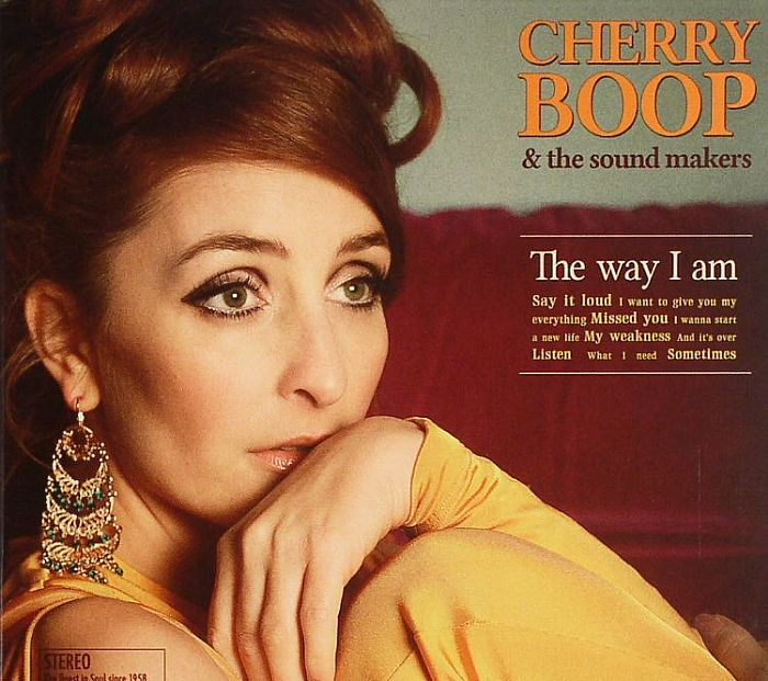Cherry Boop &#038; the Soundmakers <BR>&#8220;The Way I Am&#8221;