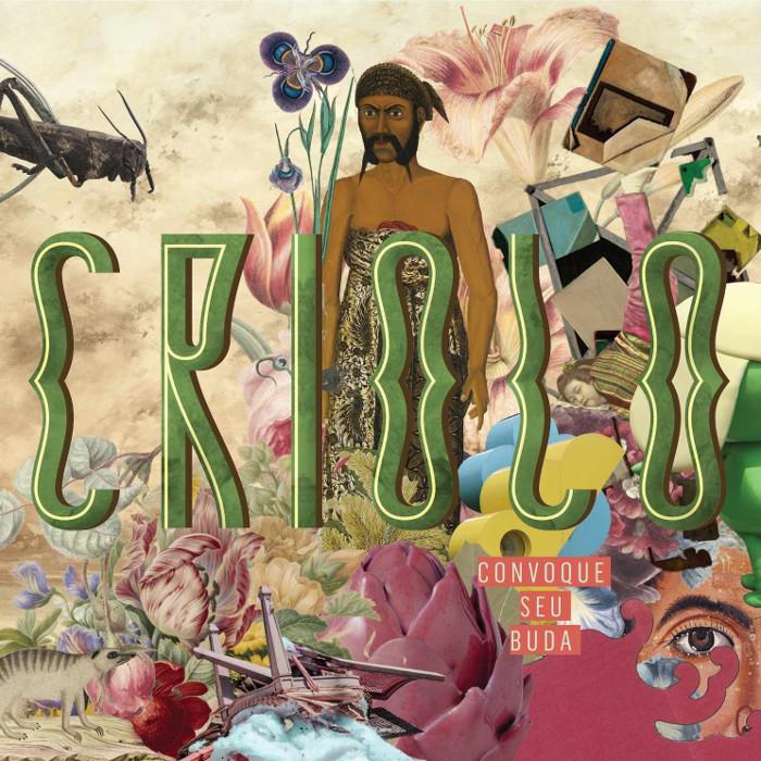 Criolo <BR>&#8220;Convoque seu buda&#8221;