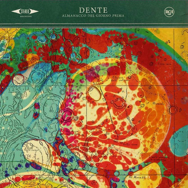 4. Dente <BR>&#8220;Almanacco del giorno prima&#8221;