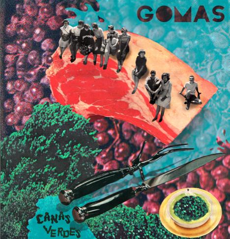 Gomas <BR>&#8220;El verano (murió)&#8221;