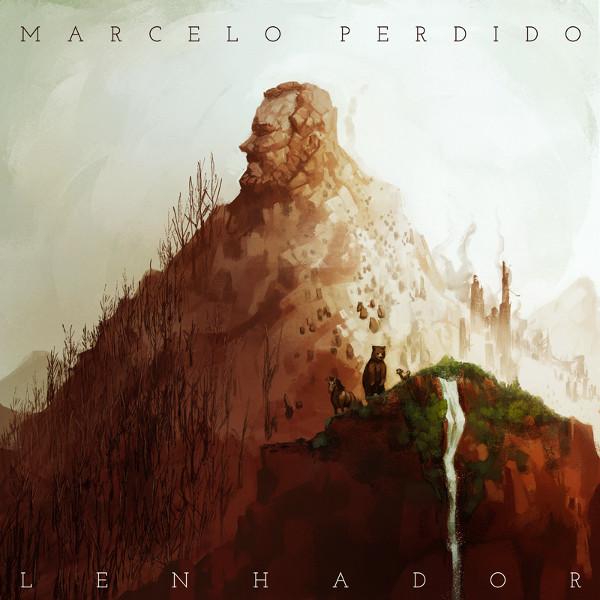 """Marcelo Perdido <BR>""""Lenhador"""""""