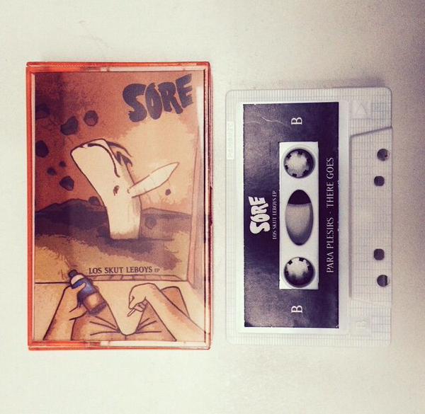 Sore <BR>&#8220;Los Skut Leboys&#8221; EP