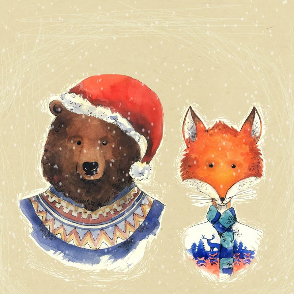 The BearFox <BR>&#8220;Holding You&#8221; EP
