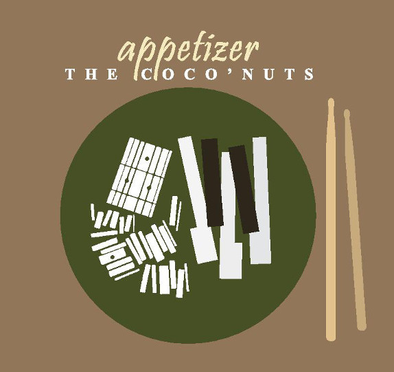 "The Coco'nuts <BR>""Appetizer"" EP"