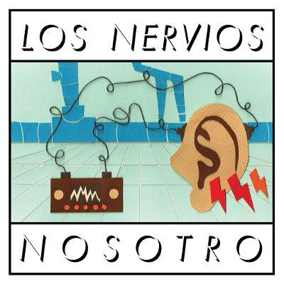 Los Nervios / Nosotro <BR>Split EP