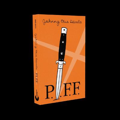 "Johnny Otis Dávila <BR>""P.I.F.F."" EP"