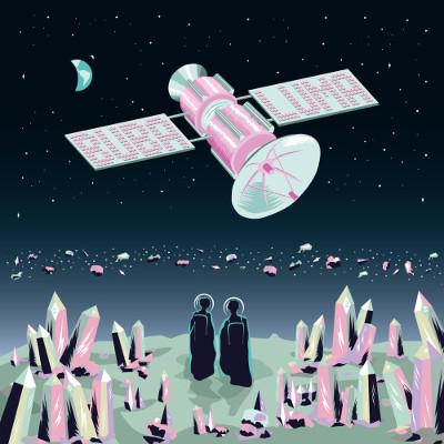 Buba Luma <BR>&#8220;Amor satelital&#8221;
