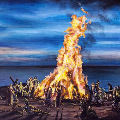 De Underjordiske <BR />&#8220;Ind I Flammerne&#8221;