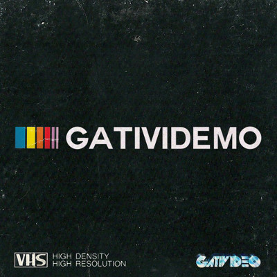 Gativideo <BR>&#8220;Gatividemo&#8221;