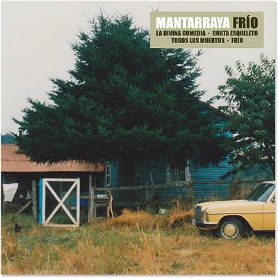 Mantarraya <BR>&#8220;Frío&#8221; EP