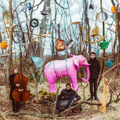 """The Pink Elephant <BR>""""Mellowing"""""""