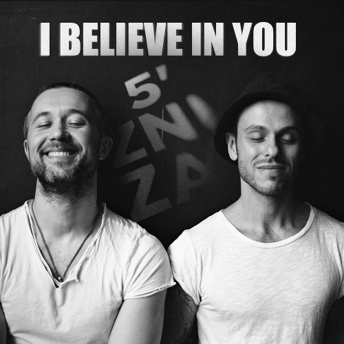 5'nizza <BR> &#8220;I Believe In You&#8221;