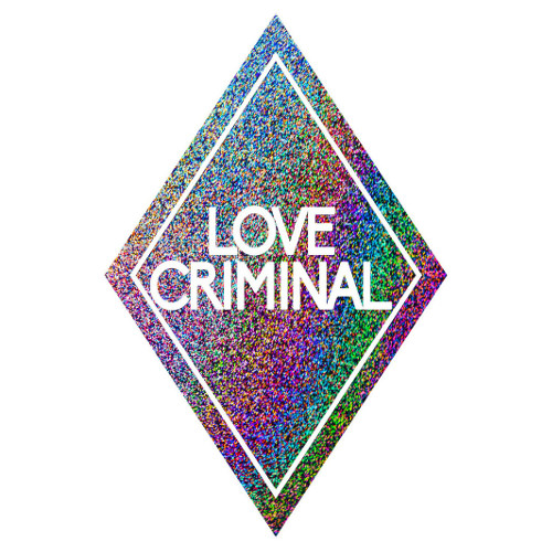 Half White Half Blue <BR>&#8220;Love Criminal&#8221;