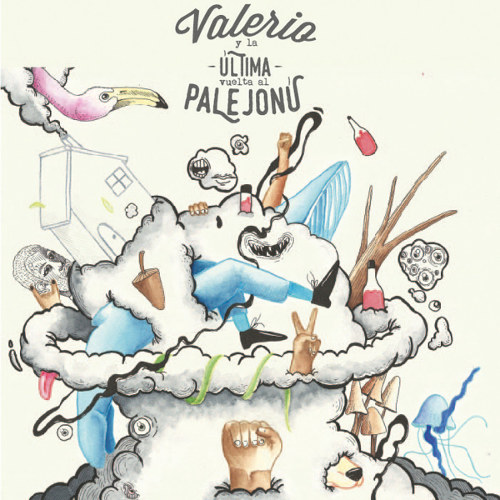 Jean Loup <BR>&#8220;Valerio y La Última Vuelta al Palejonú&#8221; EP