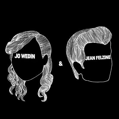 Jo Wedin &#038; Jean Felzine <BR>&#8220;EP&#8221;