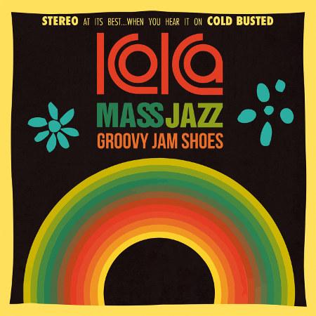 "Koka Mass Jazz <BR>""Groovy Jam Shoes"""