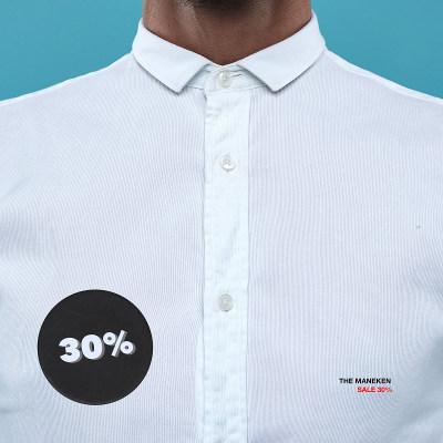 The Maneken <BR> &#8220;SALE 30%&#8221;