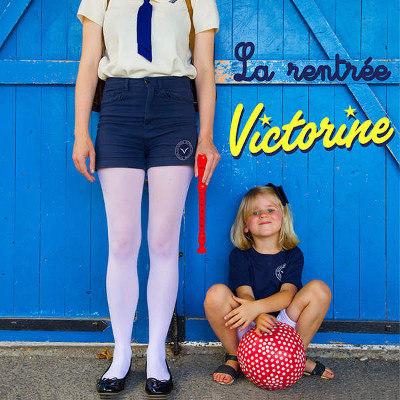 Victorine <BR> &#8220;La rentrée&#8221; EP / &#8220;Désunis de l&#8217;Univers&#8221; EP