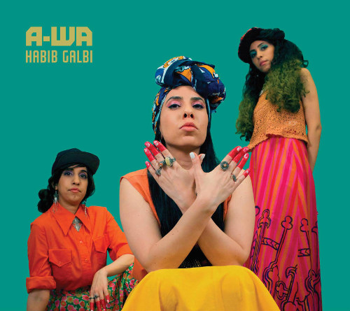 A-WA <BR>&#8220;Habib Galbi&#8221;
