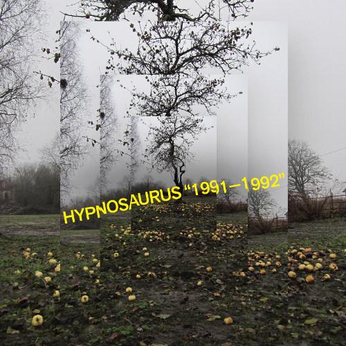 Hypnosaurus <BR>&#8220;1991—1992&#8221;