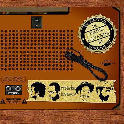 María Lavanda <BR>&#8220;En Sintonía de Radio Lavanda&#8221;