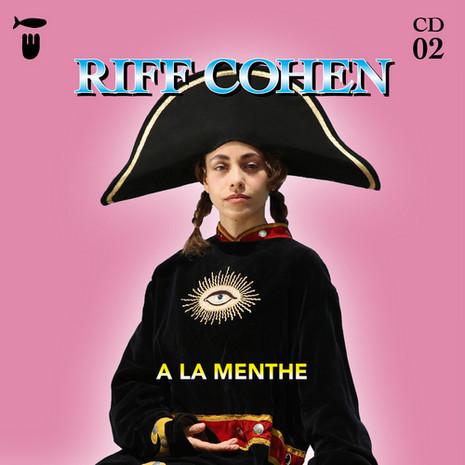 Riff Cohen <BR>&#8220;A La Menthe&#8221;