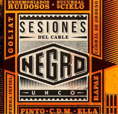 Unco <BR>&#8220;Sesiones Del Cable Negro&#8221;