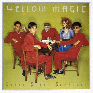 Yellow Magic Orchestra <BR>&#8220;Solid State Survivor&#8221;<BR>(1979)