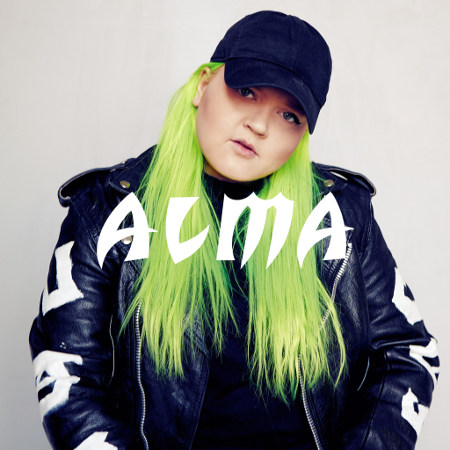 "ALMA <BR>""Dye My Hair"" EP"
