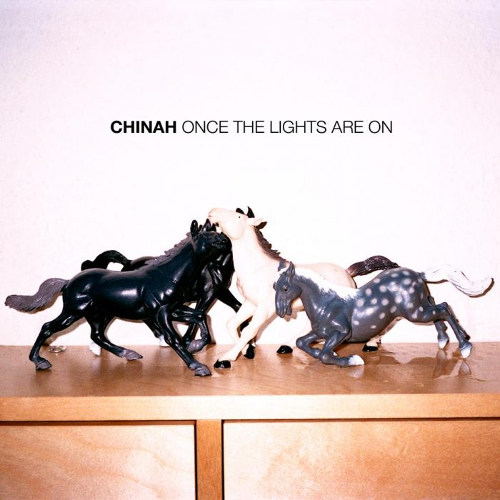 CHINAH <BR>&#8220;Once the Lights Are On&#8221; EP
