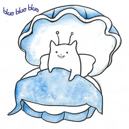 Crunch <BR>&#8220;Blue Blue Blue&#8221;