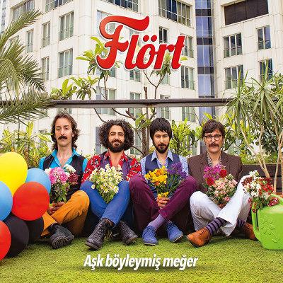 Flört <BR>&#8220;Aşk Böyleymiş Meğer&#8221;