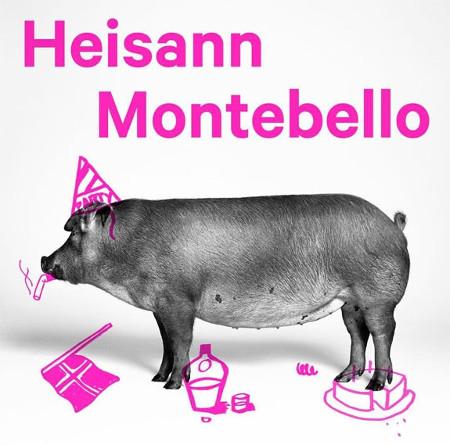 """Karpe Diem <BR>""""Heisann Montebello"""""""