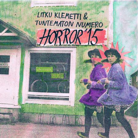 """Litku Klemetti & Tuntematon Numero """"Horror '15"""""""