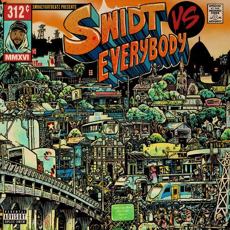 SmokeyGotBeatz Presents <BR>&#8220;SWIDT VS Everybody&#8221;