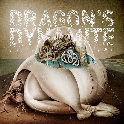 "Various Artists <BR>""Dragon's Dynamite"" (食龍煙花)"