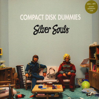 "Compact Disk Dummies <BR>""Silver Souls"""