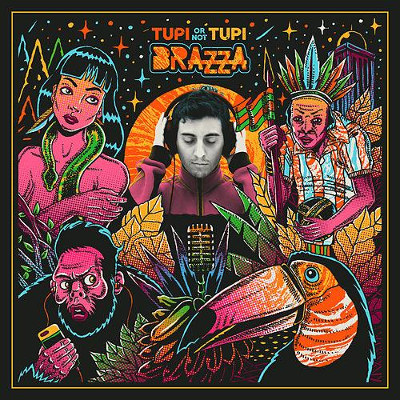 Fabio Brazza <BR>&#8220;Tupi, or not Tupi&#8221;