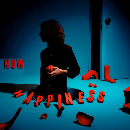 "Lefteris Moumtzis <BR>""Now Happiness"""