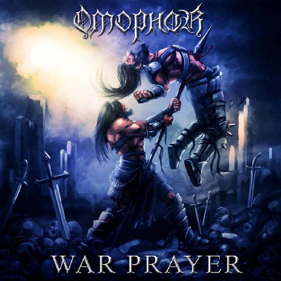 Omophor <BR>&#8220;War Prayer&#8221;