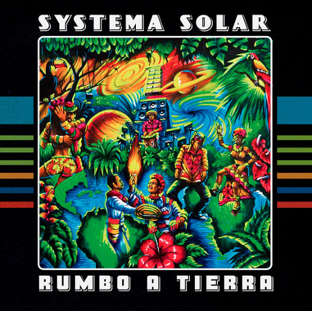 "Systema Solar <BR>""Rumbo a Tierra"""